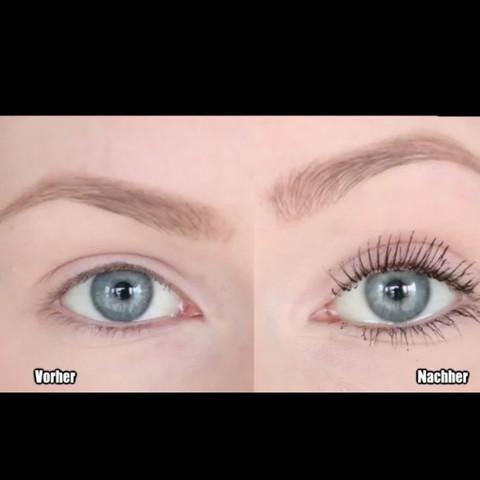 Vorher-Nachher Vergleich (Sind nicht meine Augen :D) - (Beauty, Aussehen, Schminke)