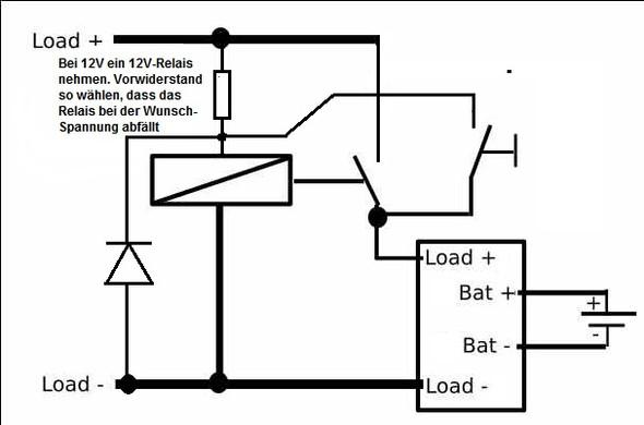 rel - (Elektrotechnik, bat)