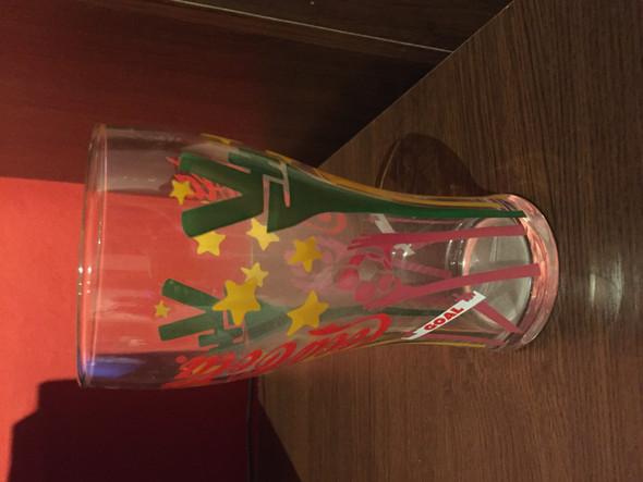 Um dieses Glas geht es - (Glas, Cola)