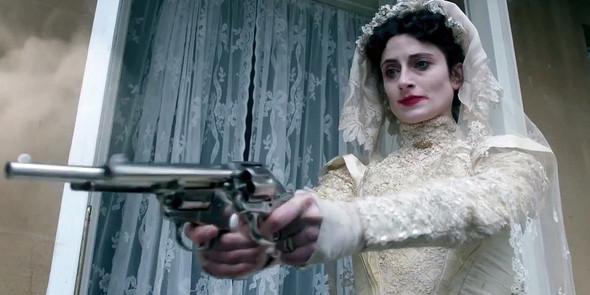 Die Braut des Grauens - (Krimi, Mystery, Sherlock)