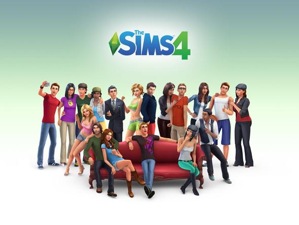 Ist jetzt die neuste Version, Sims 4.  - (PC, Computerspiele)