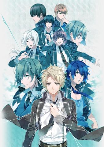 Norn9 - (Anime, Shojou)