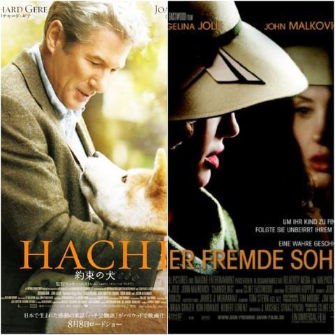 Hachiko und Der fremde Sohn - (Film, Buch, traurig)