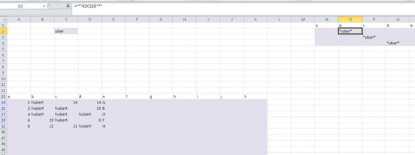 Erweierten Filter für Oder-Verknüpfung verwenden - (Excel, makro)