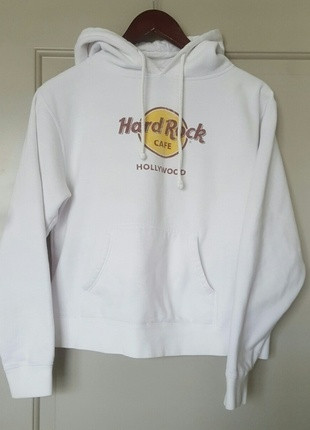 Hard Rock Cafe Pullover Grau Damen