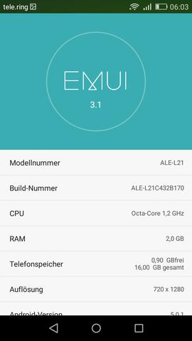 7mal Build-Nummer anklicken  - (Huawei, Fake GPS)
