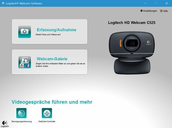 Logitech Webcam-Software - (Computer, Technik, Webcam)