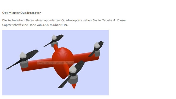 - (Quadrocopter, Gefährdung Quadrocopter)