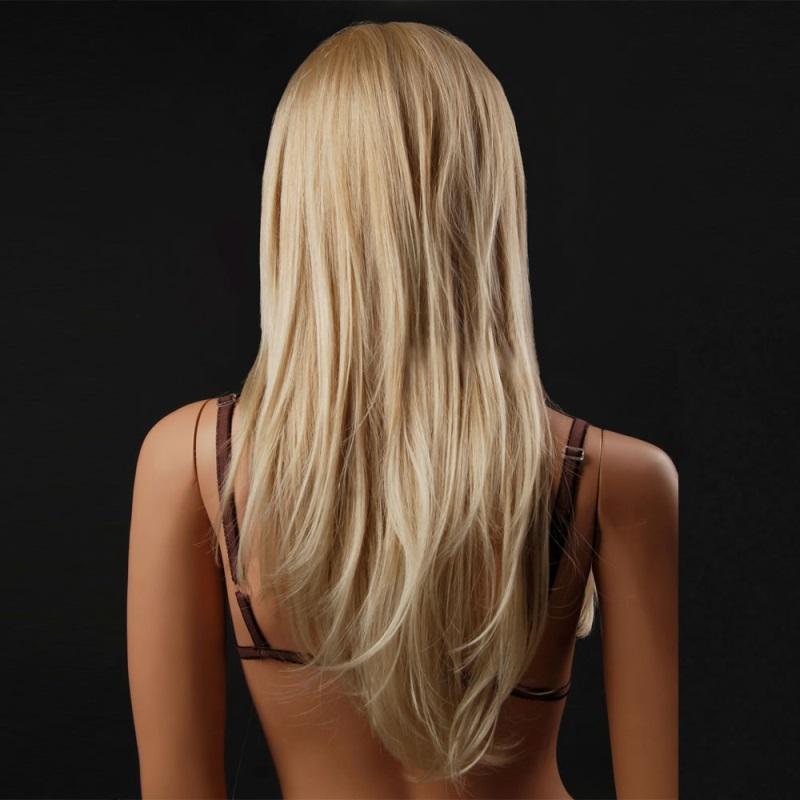 Blond Von Hinten