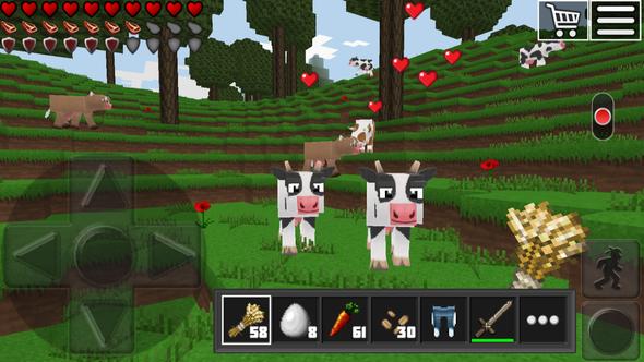 Wo Kann Man Minecraft Oder Zumindest So Etwas ähnliches Kostenlos - Minecraft mit tieren spielen