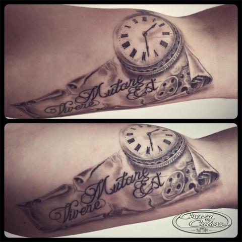 - (Ideen, Tattoo)