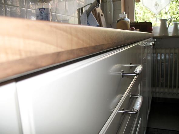 Ikea Metod Und Arbeitsplatte Aus Dem Baumarkt Kuche Handwerk Mobel