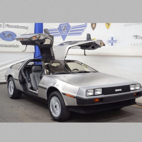 1981er DeLorean DMC-12 - (Auto, KFZ, BMW)