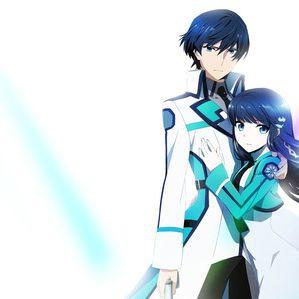 The irregular Magic Highschool  💚 - (Anime, Serie)