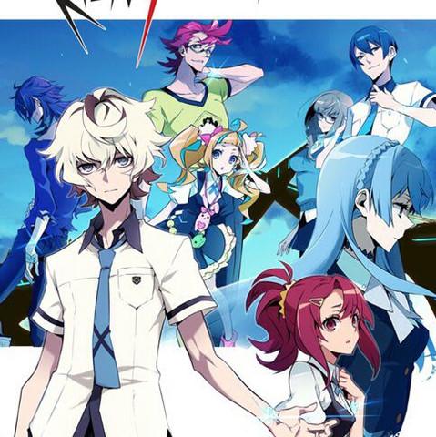 Kiznaiver 💗 - (Anime, Serie)
