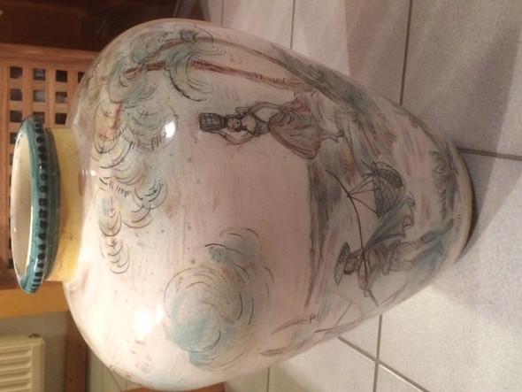 vase - (vase, Stempel)