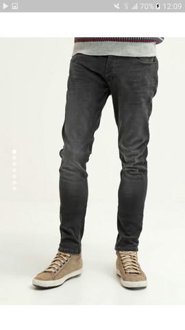 Das ist die Jeans - (Kleidung, Jeans, Zalando)