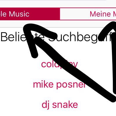 "Screenshot bei der ""Suche"" - (iPhone, Apple, Netz)"