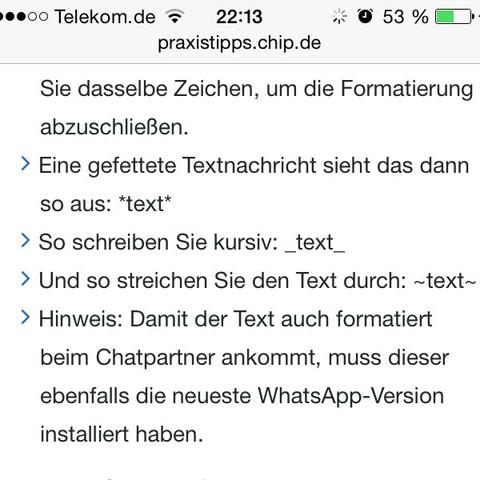 Whatsapp Schrift ändern Blaue Häcken Ausschalten Häckeln