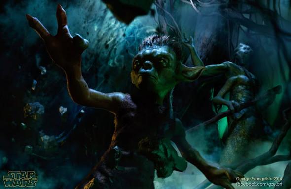 Der Meister von Yoda - (Film, Star Wars, Gedanken)