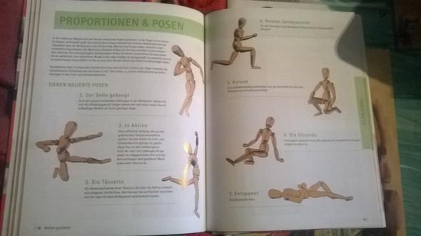 Proportionen das Körpers  - (Kunst, zeichnen, Künstler)