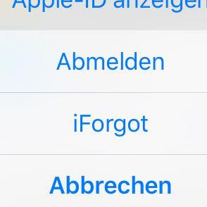 Apple ID anzeigen - (löschen, Abo, Karaoke)