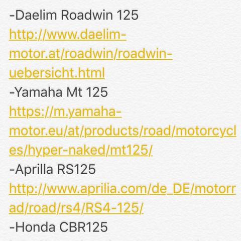 Teil 1  - (Motorrad, Yamaha, 125ccm)