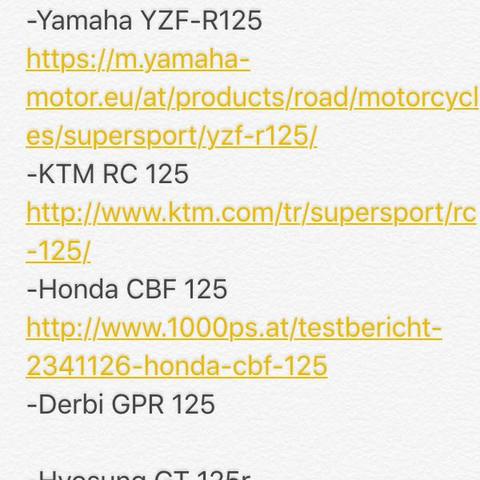 Teil 2 - (Motorrad, Yamaha, 125ccm)