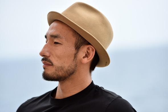 Hidetoshi+Nakata Asiaten Bart - (Männer, Japan, China)