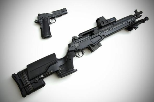 - (Waffen, Qualitaet, Hersteller)