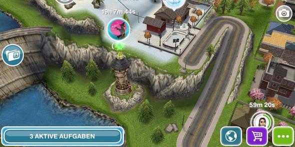 Sims Freeplay Hexenturm Zauber Shop - (quest, sims freispiel, Das Zauberbuch)