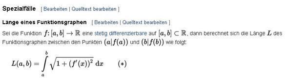 Quelle: Wikipedia - (Mathe, Mathematik, Länge)