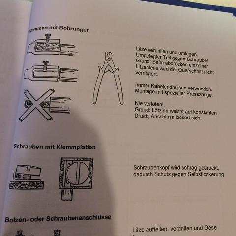 Aderendhülsen bei Stromkabel? (Strom, elektro)