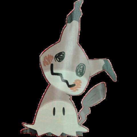 Mimikkyu das Fake Pikachu  - (TV, Kinder, Pokemon)