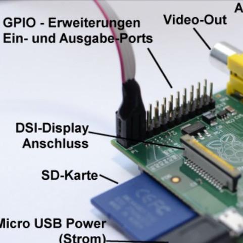 Der DSI am Raspberry Pi - (Raspberry pi, pi, Raspberry)