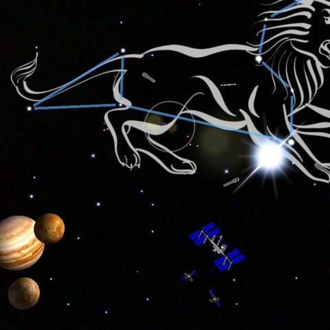 SkyView - explore the universe  - (Apple, Apps, iPad)
