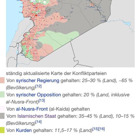 Gruppen  - (Krieg, syrien)