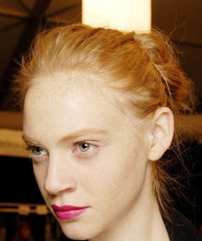 pink - (Lippenstift, Rote Haare)