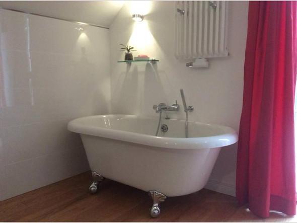 freistehende badewanne badrenovierung. Black Bedroom Furniture Sets. Home Design Ideas