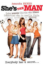 She's The Men-Voll mein Typ - (Liebe, Film, teenie)