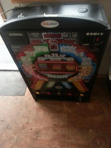 - (Spielautomat, Bally Wulff)
