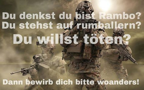 - (Arbeit, Beruf, Bundeswehr)