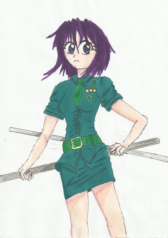 Bild 1 - (Manga, zeichnen, Comic)