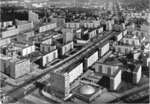 Berlin Hauptstadt der DDR - (DDR, Sozialismus, Planwirtschaft)