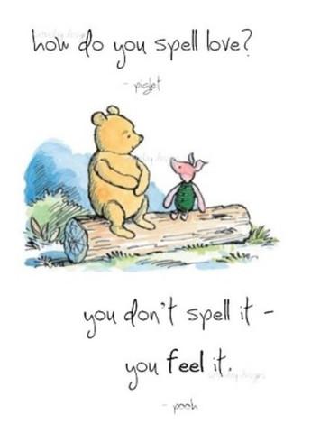 spell - (Liebe, Englisch, Zitat)