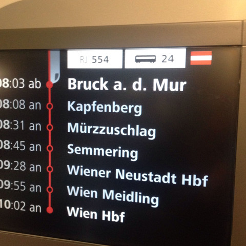 Hier :)  - (Bahn, Zug)