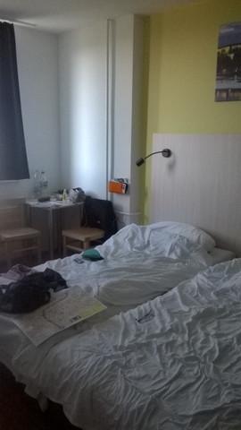 Das Zimmer im Hostel - (Recht, Reise)