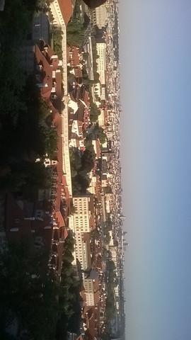 Prag vom höchsten Punkt aus - (Recht, Reise)