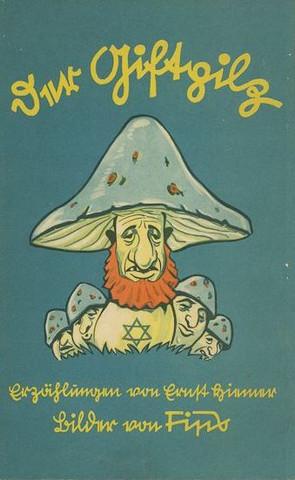 Giftpilz Buch - (Schule, Recht, Buch)