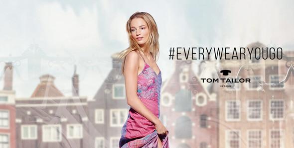 TT Kleid  der Werbung entsprechend  - (online, Kleid international )